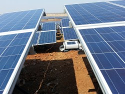 $20 billion in solar projects in India
